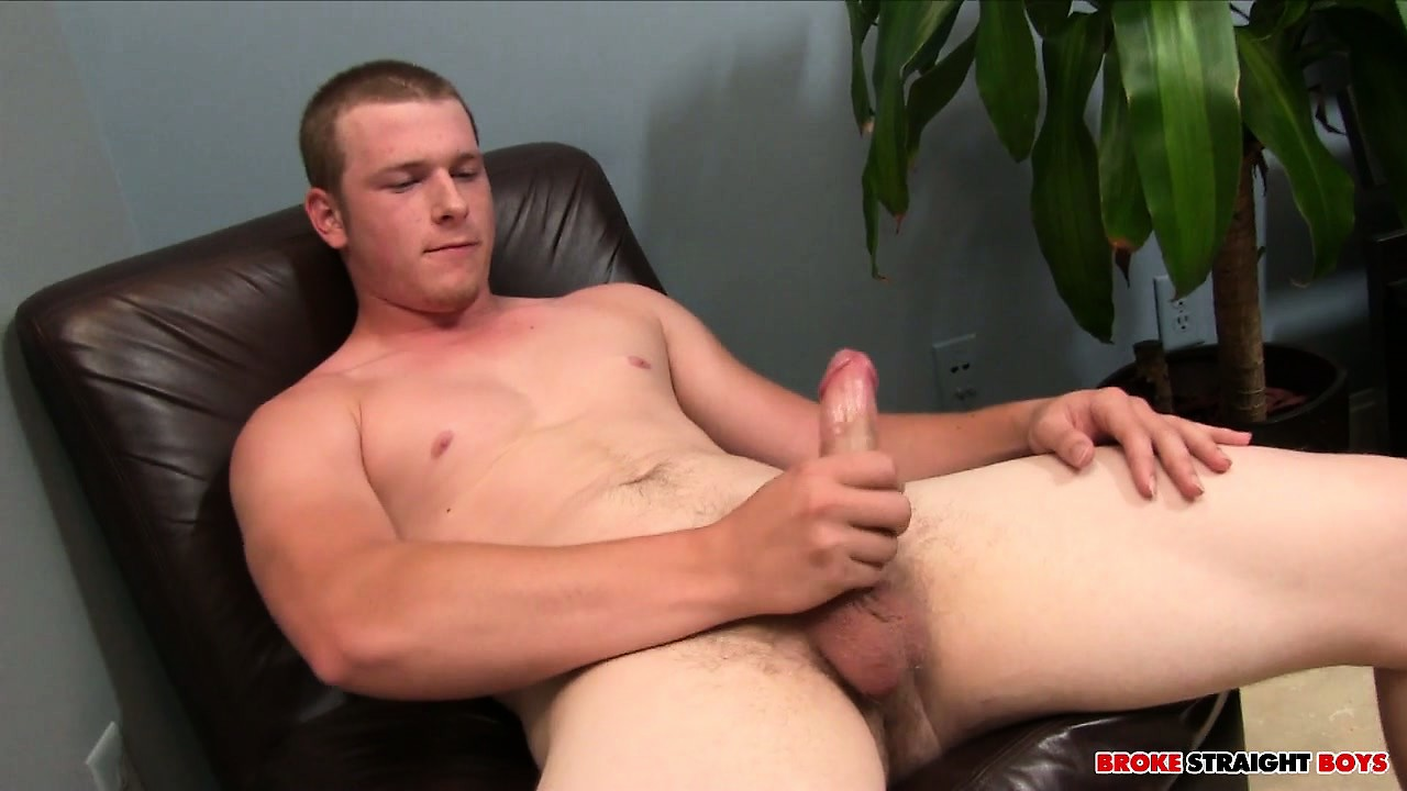 Porno Video of Delicious Dude Jesse Dade Does What He Does Best, Jerks His Meat