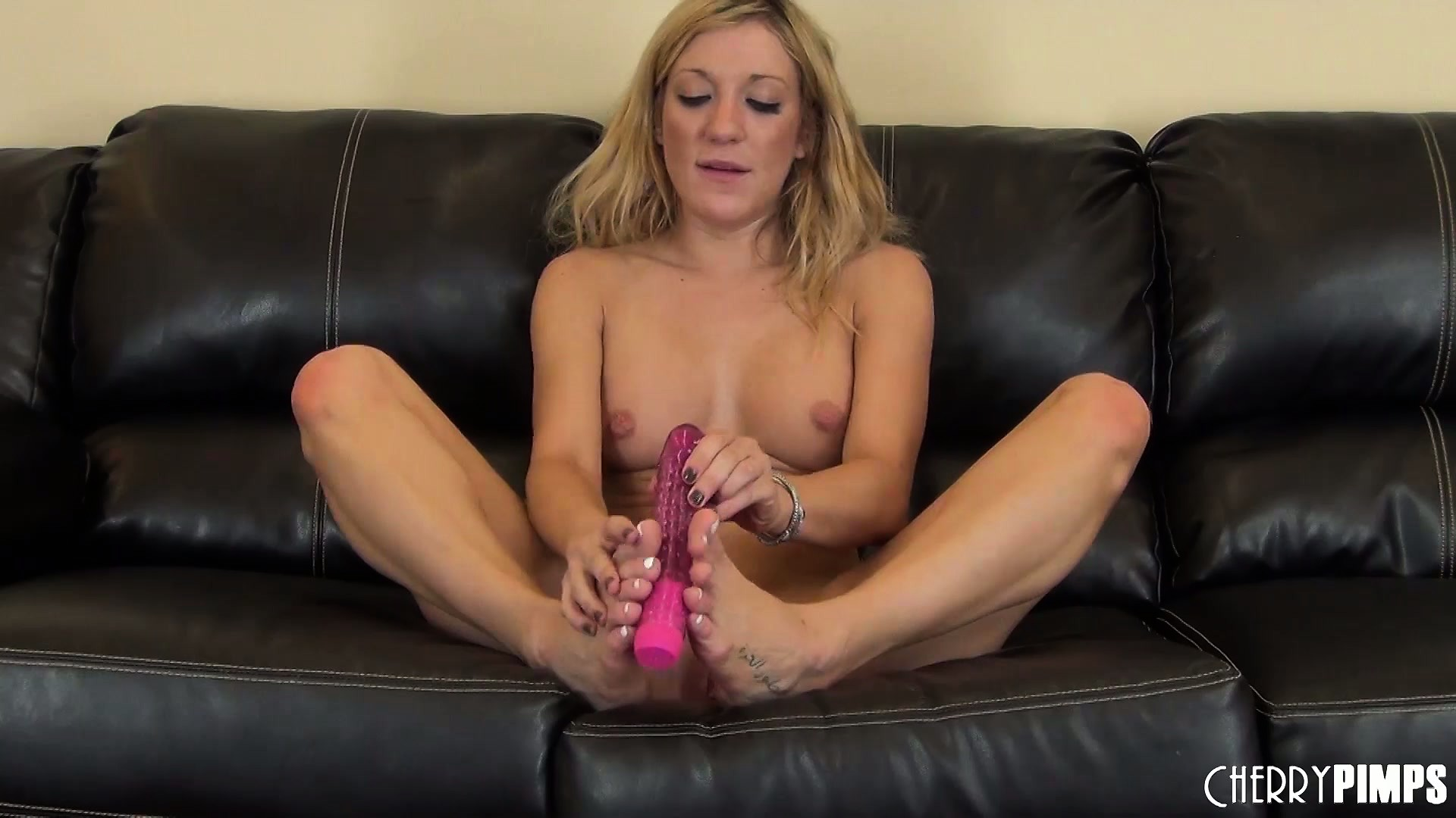 Porn Tube of Kinky Blonde Amy Brooke Shows Off Her Ass And Fingers Her Snatch