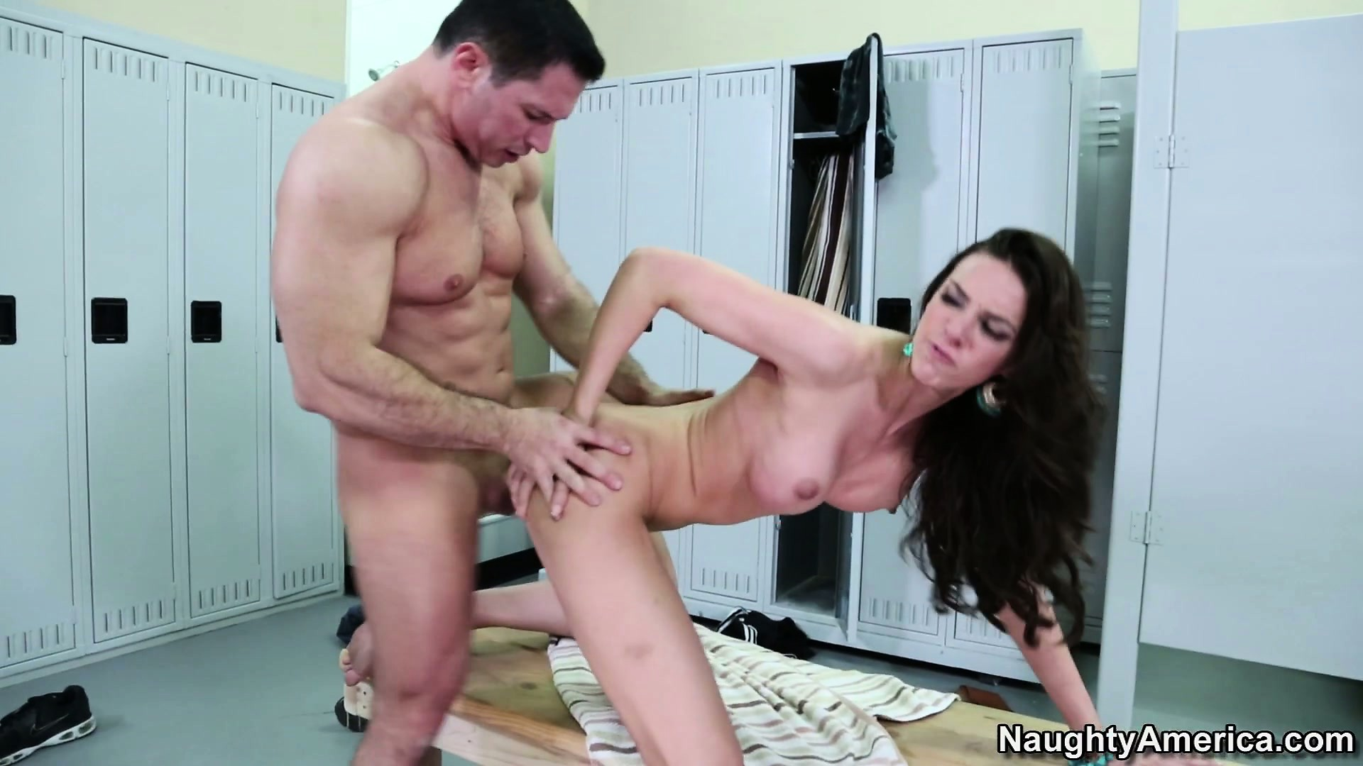 Porno Video of Tiffany Tyler Is Ready For Hardcore Workouts If They Include Sex