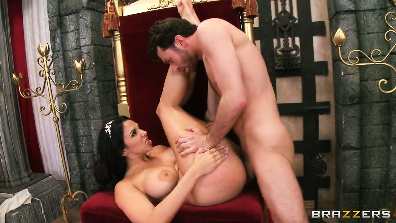 Porno Video of Ass King Gets On His Throne And Lets His Hot Anal Slut Ride Him