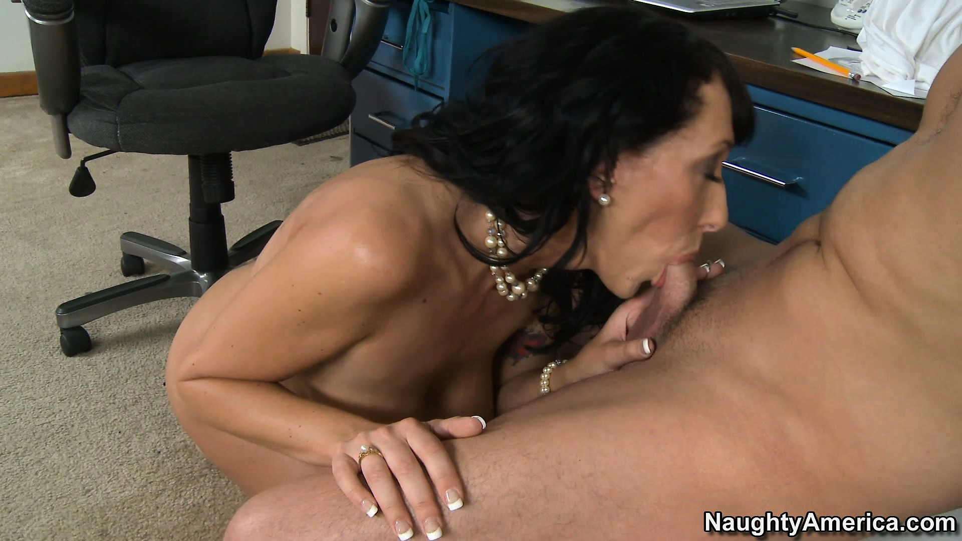 Porno Video of Desirable Witch Alia Janine Intends To Exploit Cock Of Her Office Buddy
