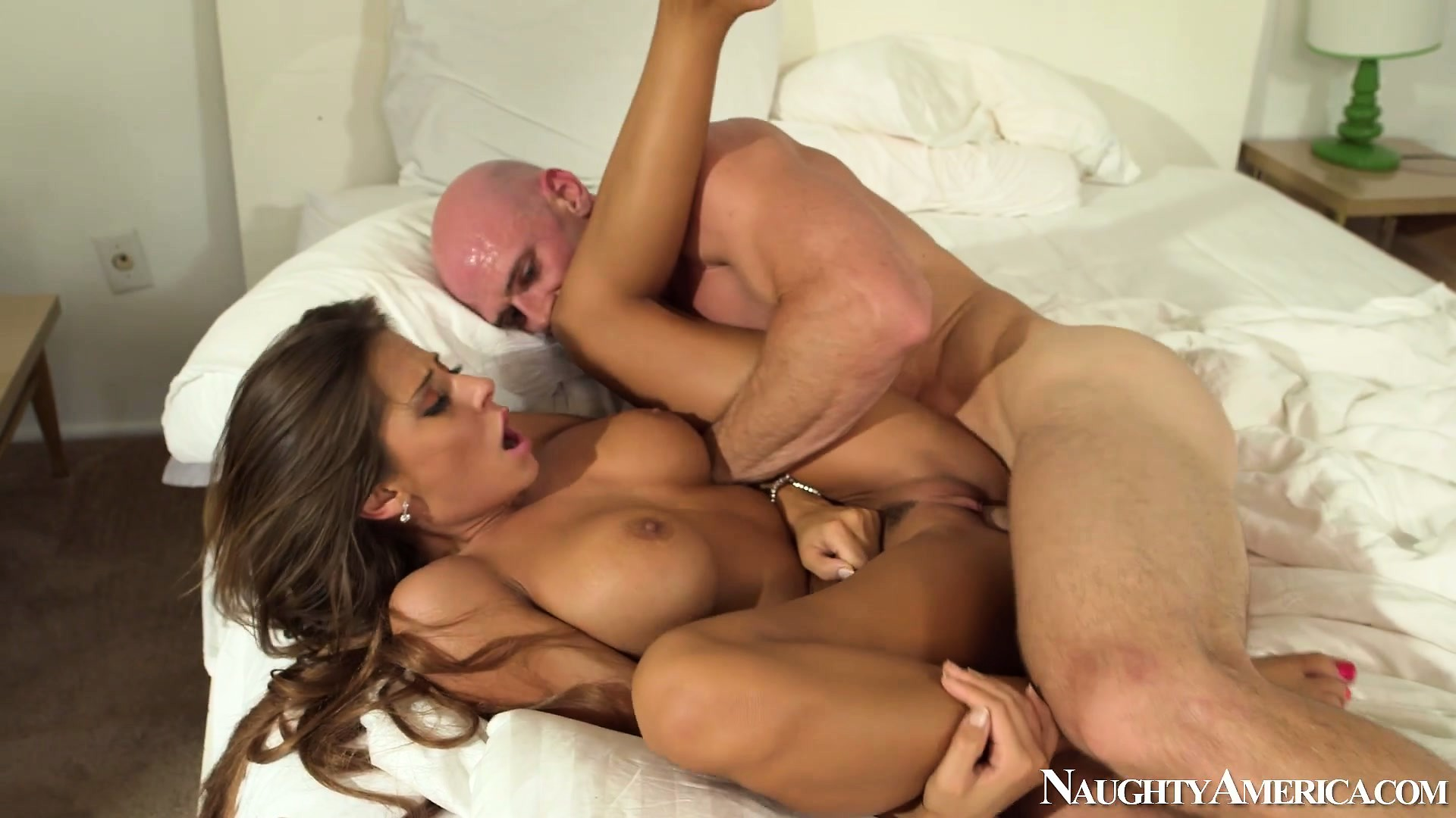 Porn Tube of Petite Madison Ivy's Big Tits Bounce While Being Fucked Hard