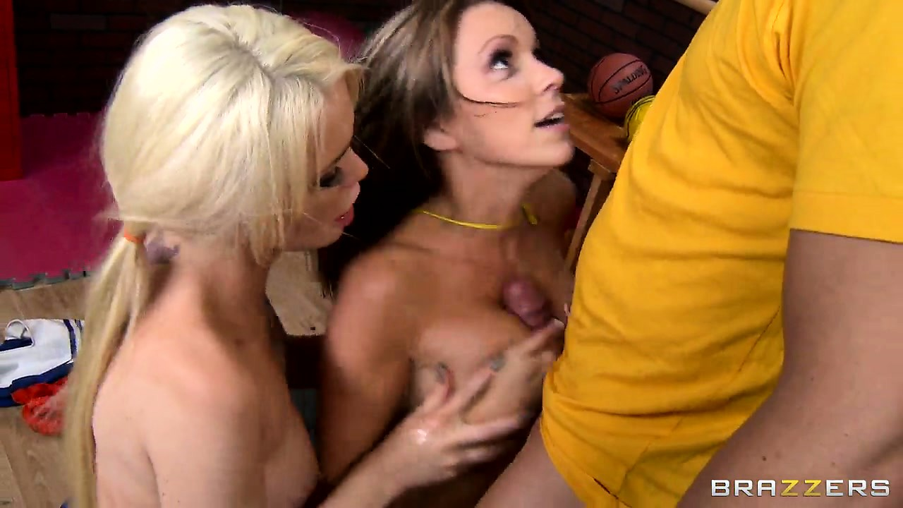 Porno Video of Pleasing Each Other's Pussies, They Pave The Way For The Big Cock To Fuck Them