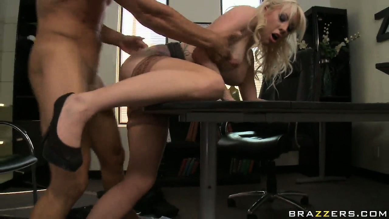 Porn Tube of Now That Her Office Outfit Is Gone, She Is Ready To Bend Over And Get Shagged