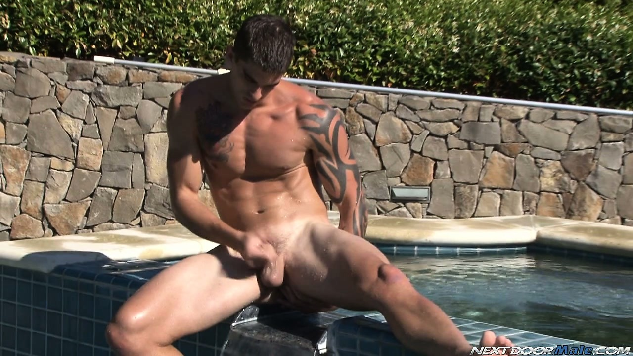 Porno Video of Making A Splash At A Private Pool Party For One Is Caught On Film