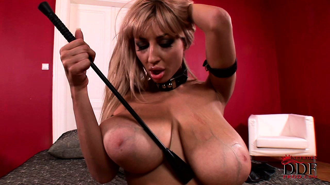 Porno Video of Unstoppable, Big-boobied Hooker Is Making Herself Really Excited