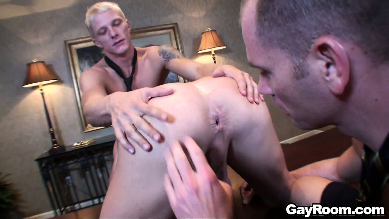 Porn Tube of Gallant Marc Dylan Participates In Ass-licking Gay Show With Pretty Guys