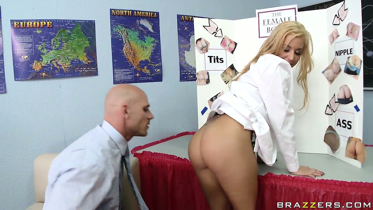 Porno Video of Naughty Blonde Teen Uses Her Tits To Tease Her Man's Hard Cock