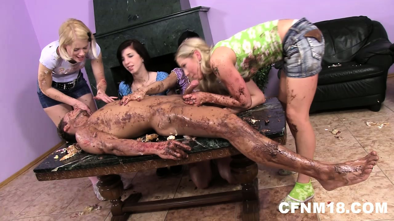 Porn Tube of Cock-hungry Ladies Intend On Destroying Throbbing Beaver-cleaver
