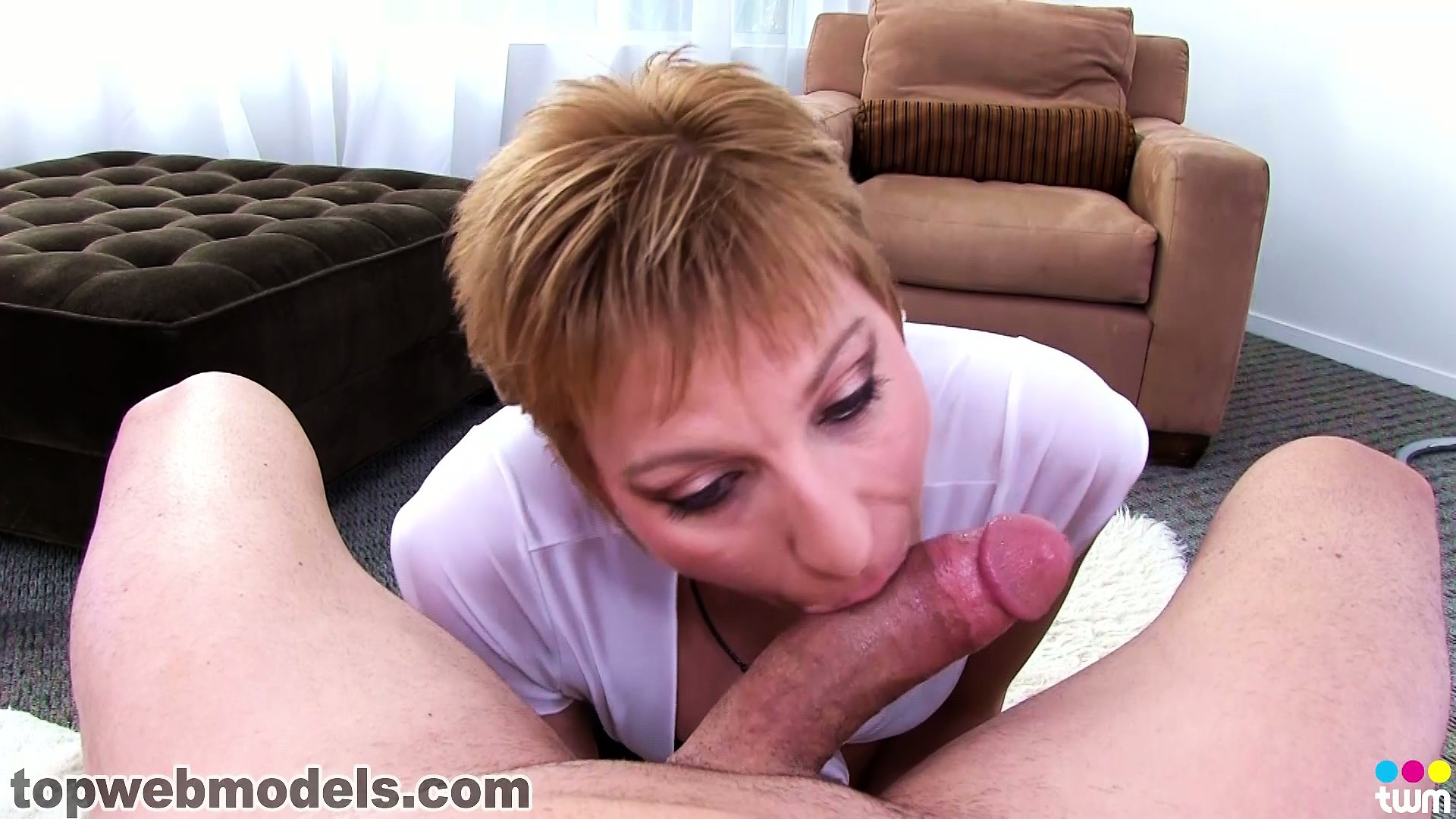 Porno Video of Gemma Gets Down On Her Knees And Has Her Lips And Hands Pleasing That Big Shaft