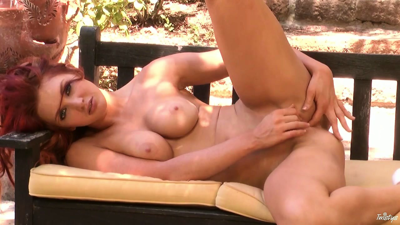 Porn Tube of She Teases Herself Out Her Bit Of Clothes And Into Her Very Own Secret Garden