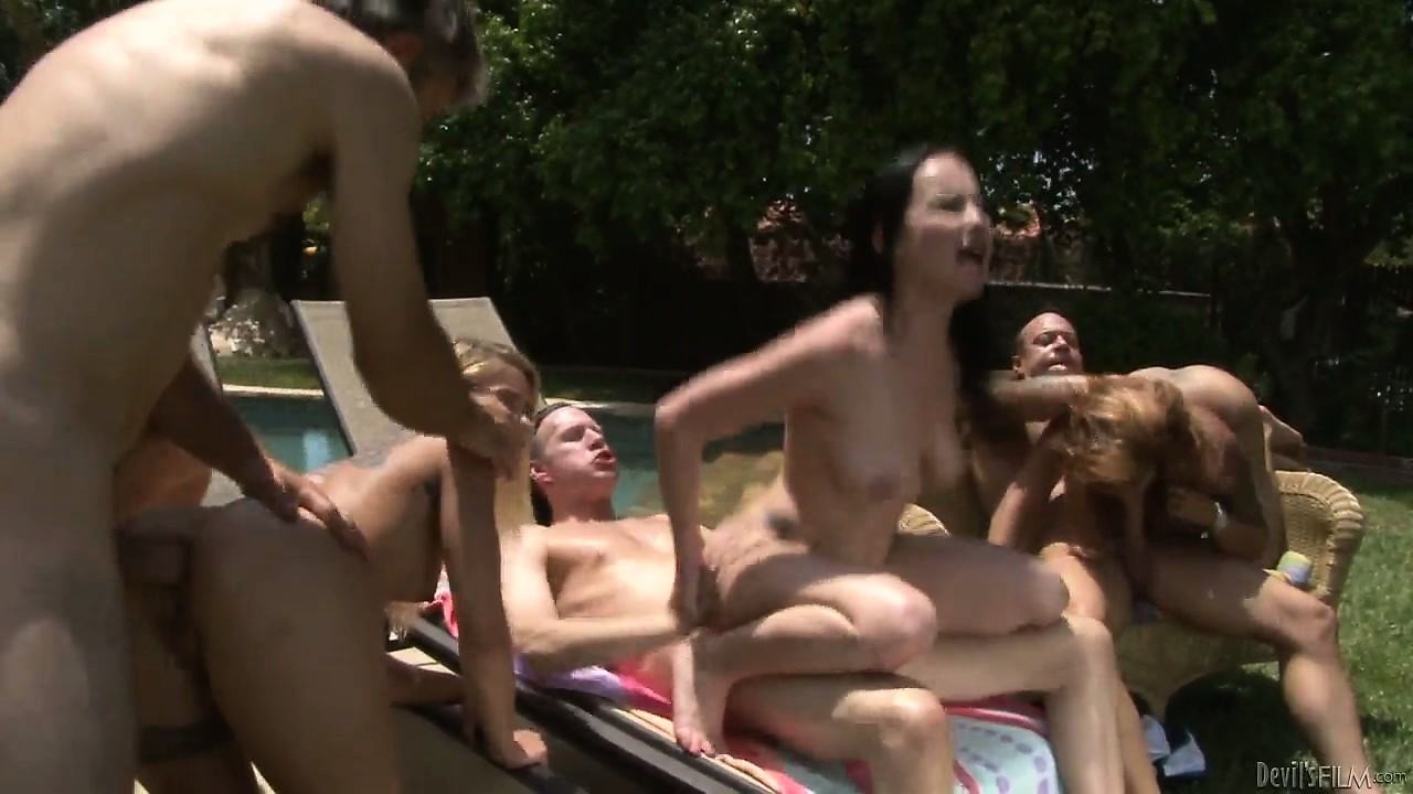 Porno Video of Nothing Like A Hot Swingers Party To Get To Know The Neighbors