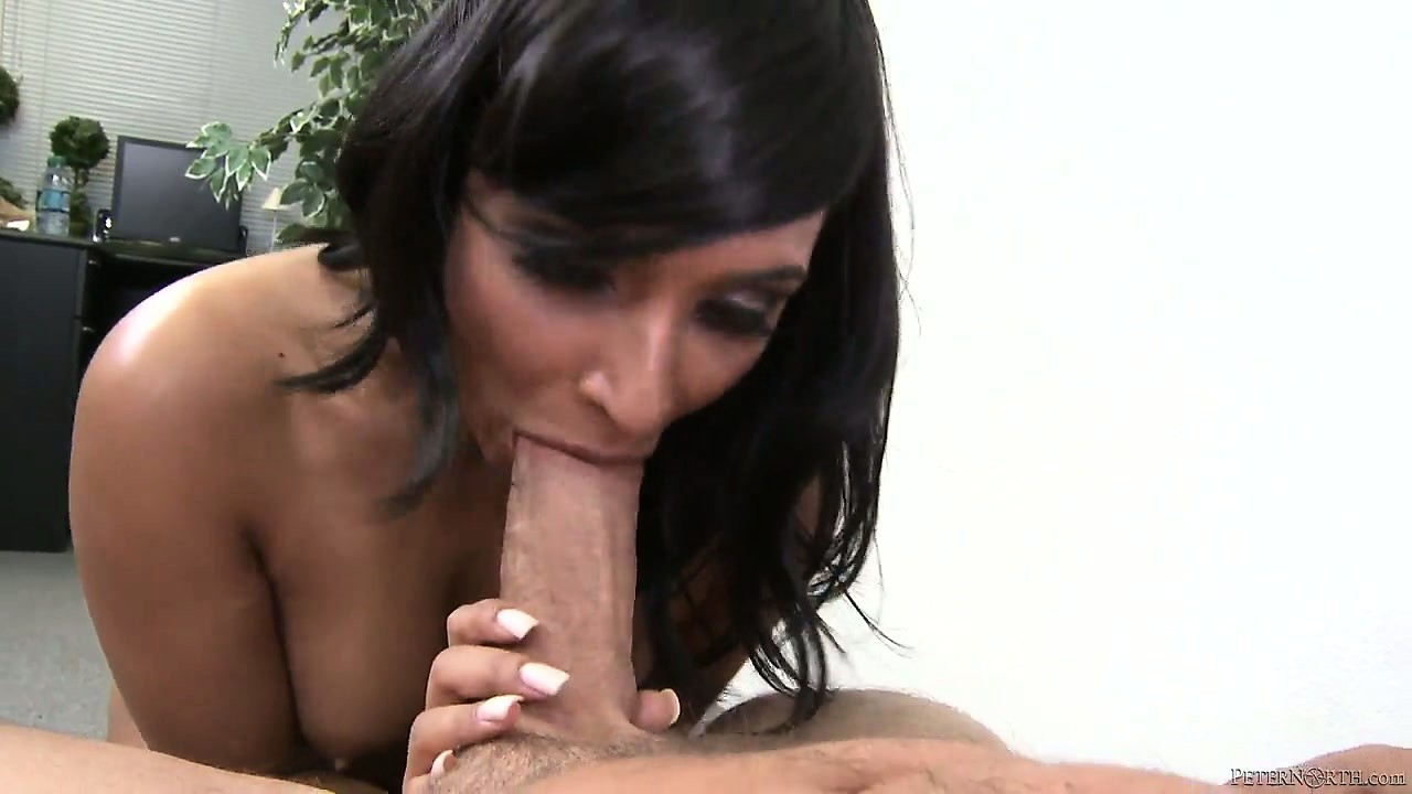 Porn Tube of Brunette Bimbo Drools As She Sucks On A Fat Cock In A Pov Video