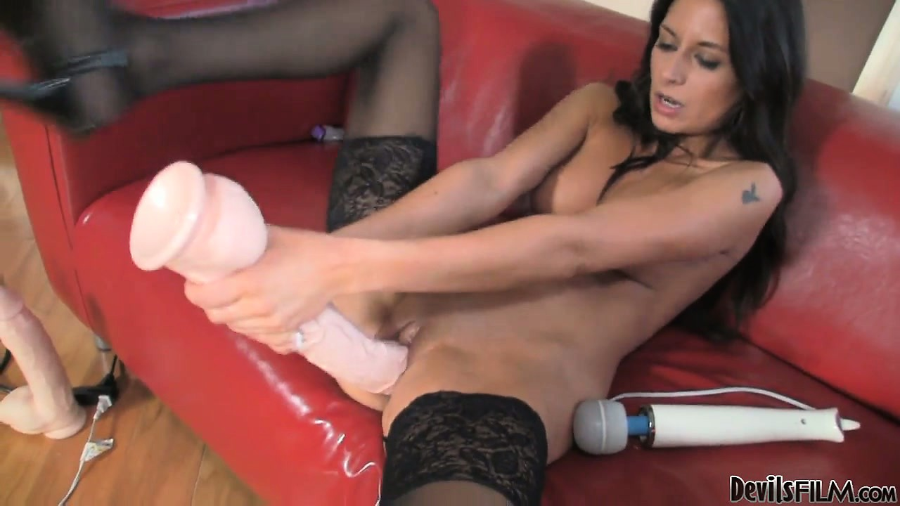 Porno Video of Another Entry Into The Awesome Genre With Chick That Play With Huge Dildos