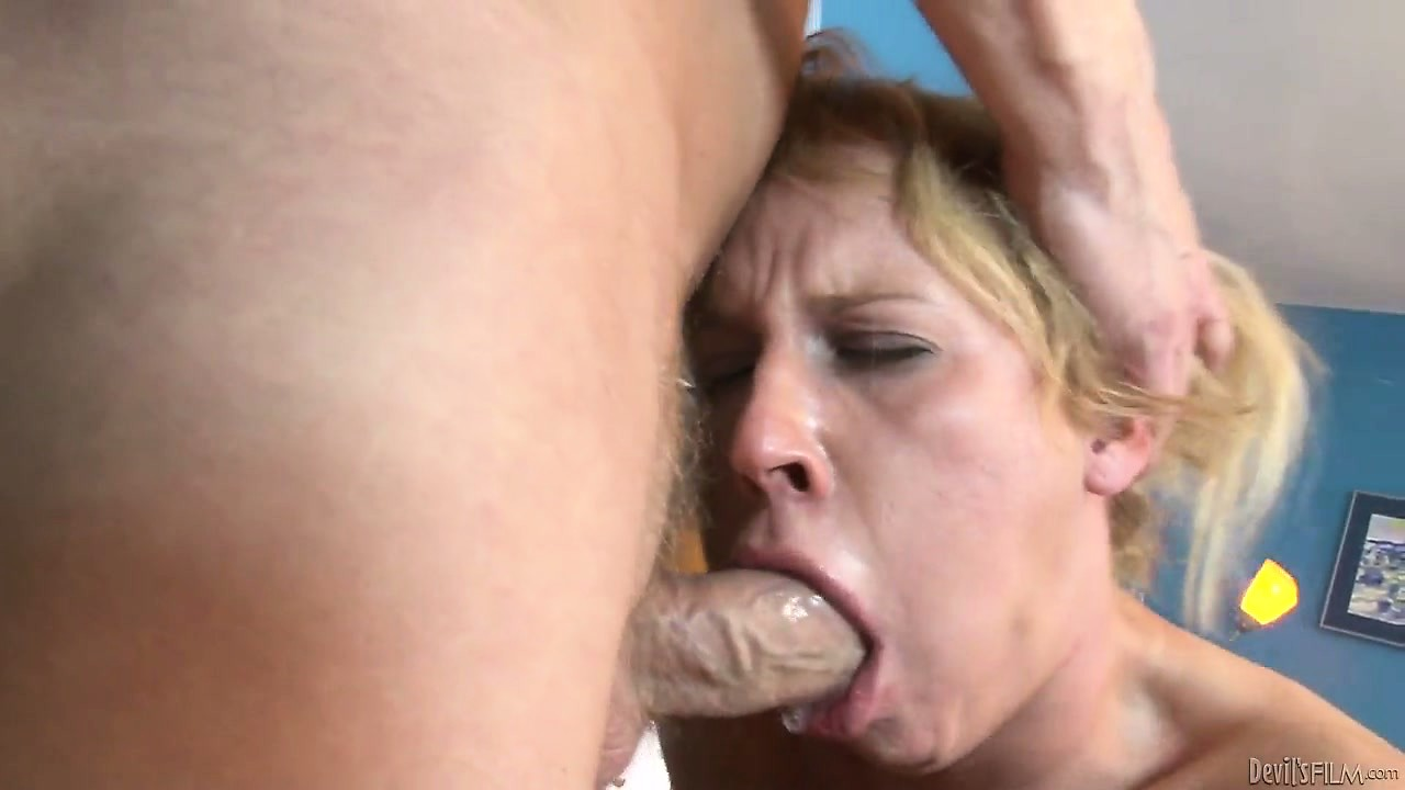 Porn Tube of After Taking Daddy's Cock Up Her Ass The Babysitter Sucked It Clean