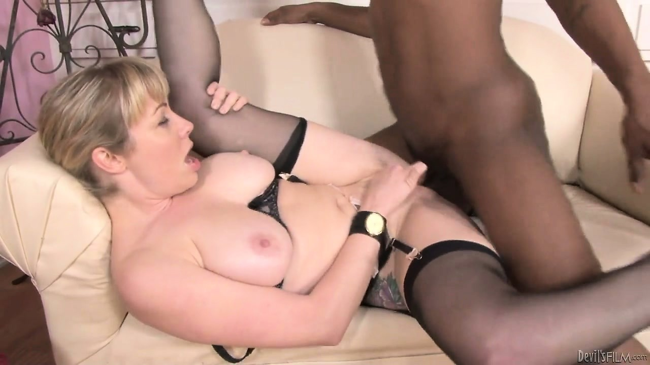 Porn Tube of Teen Drools Like A Bitch In Heat At The Sight Of A Big Black Cock