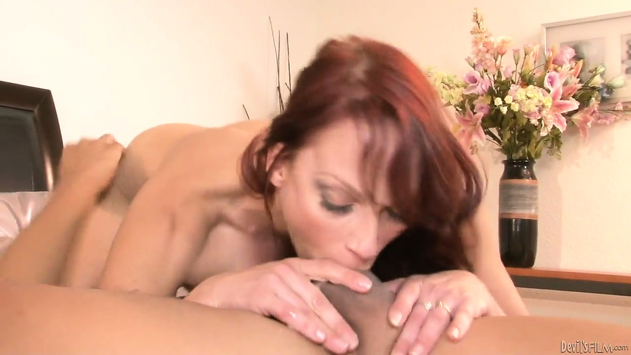 Porn Tube of This Cougar Takes Care Of Foreplay By Giving One Amazing Blowjob