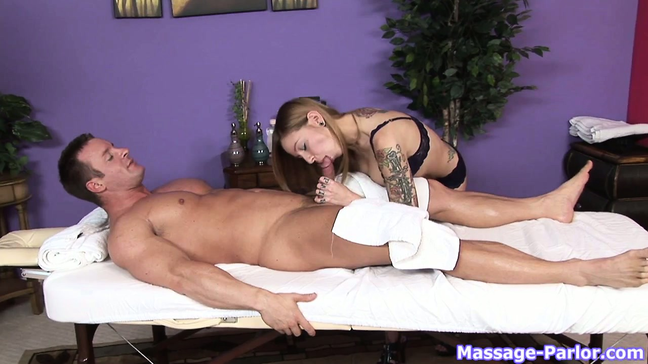 Porno Video of This Guy Is About To Have A Happy Ending Massage Given By Scarlett Pain