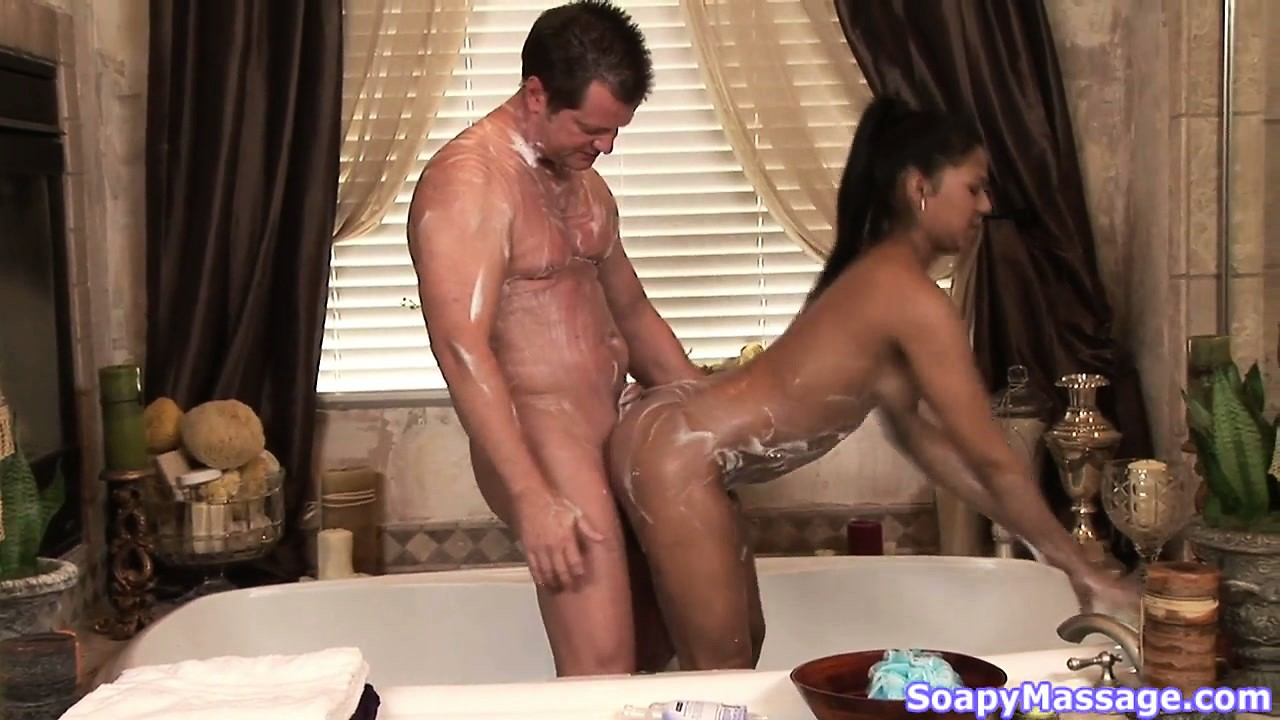 Porn Tube of Risky, Dark-skinned Molly Loves Rubbing Her Cunny Against Hard Pecker