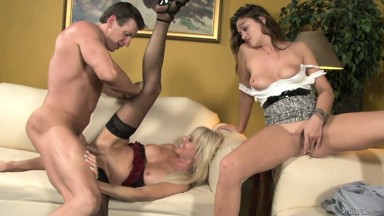 Porno Video of Mommy Needs To Get A Taste Of Anyone Her Daughter Brings Home