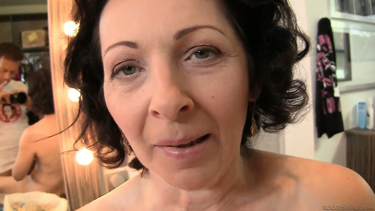 Porn Tube of The Horny Mature Works Her Lovely Lips Up And Down That Big Cock