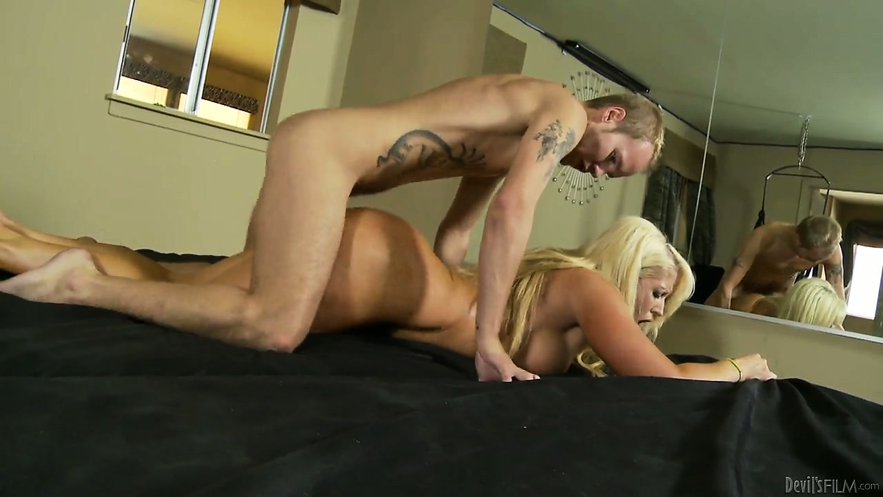 Porno Video of This Milf Babe Is Rocking As She Rides His Prick, Big Titties Bouncing