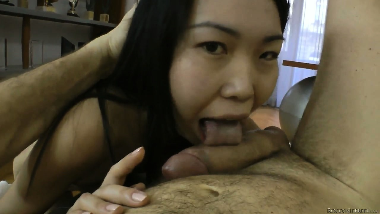 Porno Video of Asian Youngster Is Barely Legal To Take Rocco's Pov Cock Up Her Ass