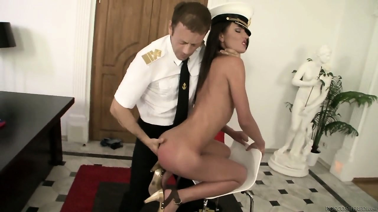 Porn Tube of She Needs The Captain To Show Her Just How To Touch And Move It