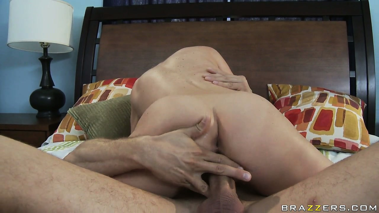 Porno Video of This Blonde Milf Is A Naughty Girl As She Rides His Cock And He Fingers Her Ass