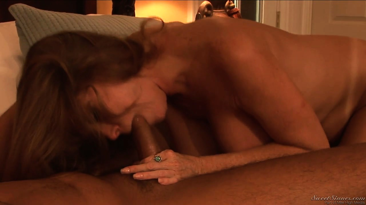 Porno Video of Bosomy Sexual Queen Devours The Hard Prick Of A Young Chap With Eagerness