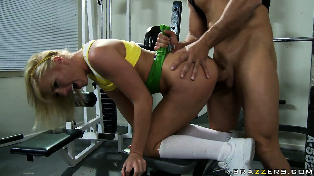 Porn Tube of The Only Workout She Will Get Tonight Will Be The Workout Of Her Pussy