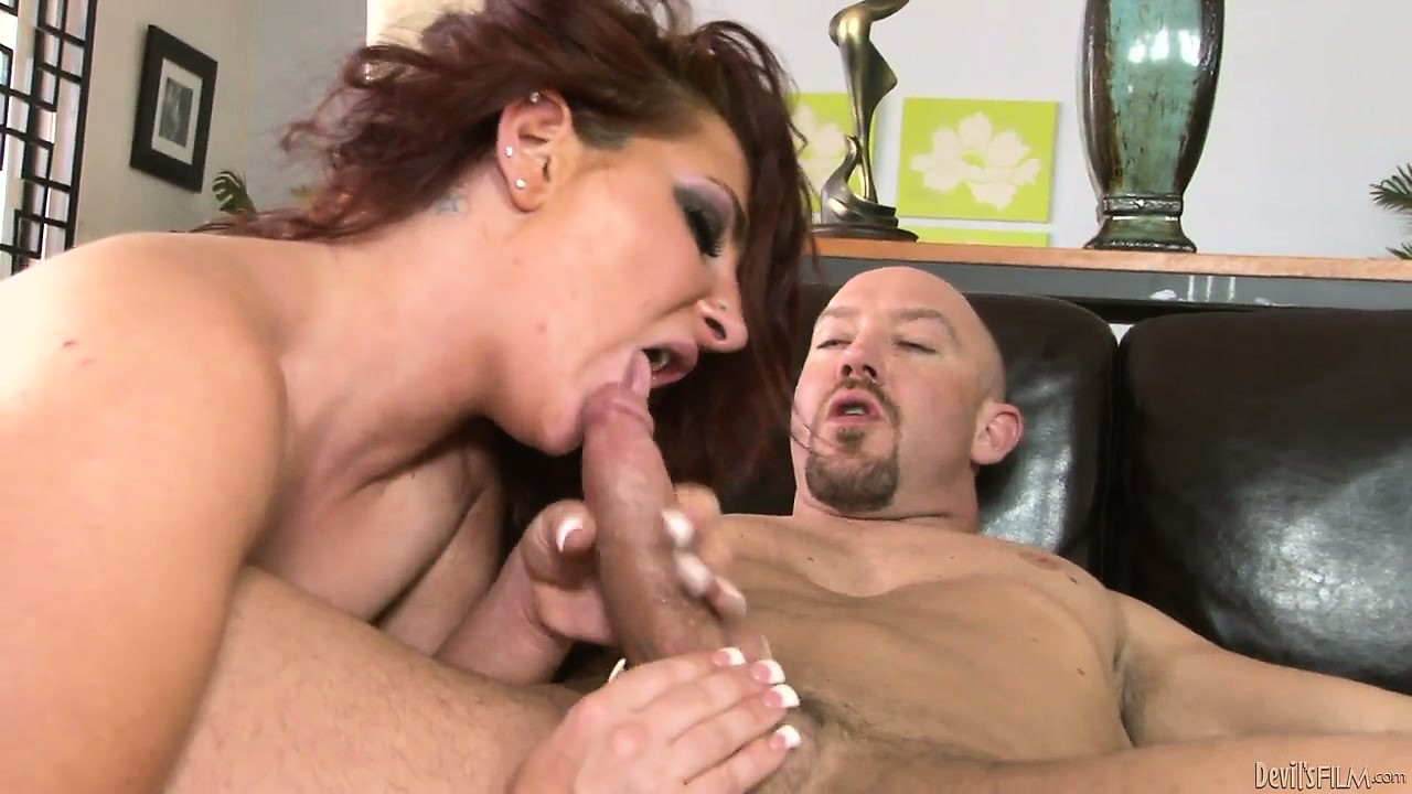 Porn Tube of Naughty Redheaded Babysitter Teases Daddy Till He Stuffs Her Tight Ass