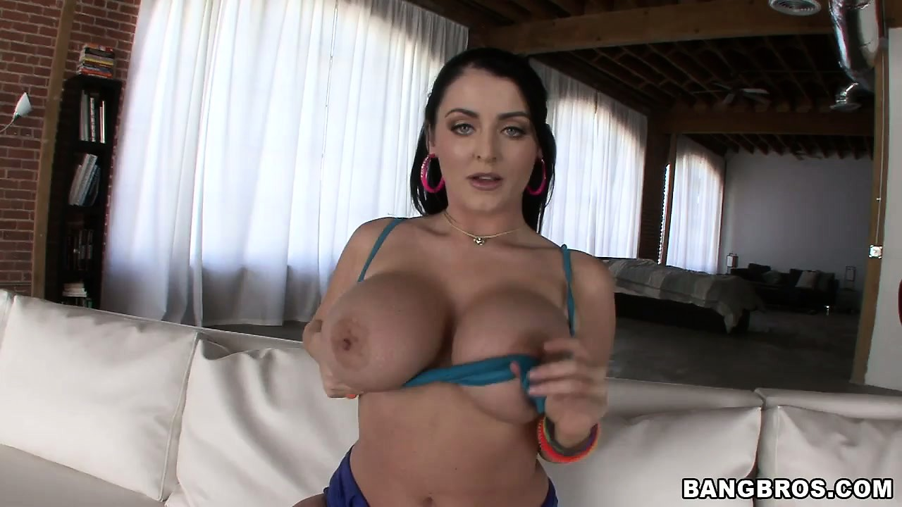 Porno Video of Sexy Brunette Milf, Sophie Dee, Likes Showing Off Her Huge Hooters