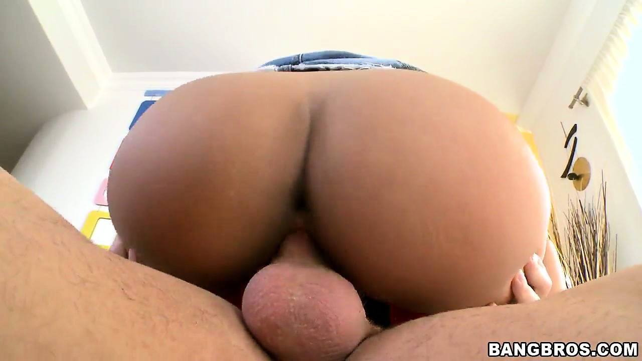 Porno Video of Latin Girl With Real Onion Booty And Big Tits Does A Reverse Cowgirl Ride