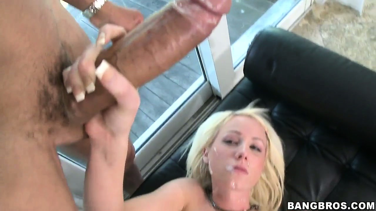 Porno Video of Alexia Gets A Messy Facial From His Monster Black Dick And Needs A Shower