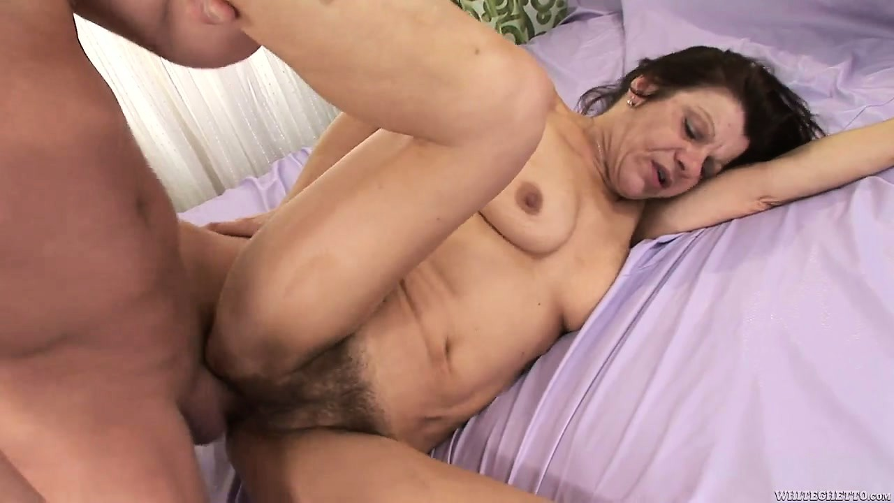 Porn Tube of Mature Slut With A Hairy Cunt Gets Rammed Hard By A Thick Cock