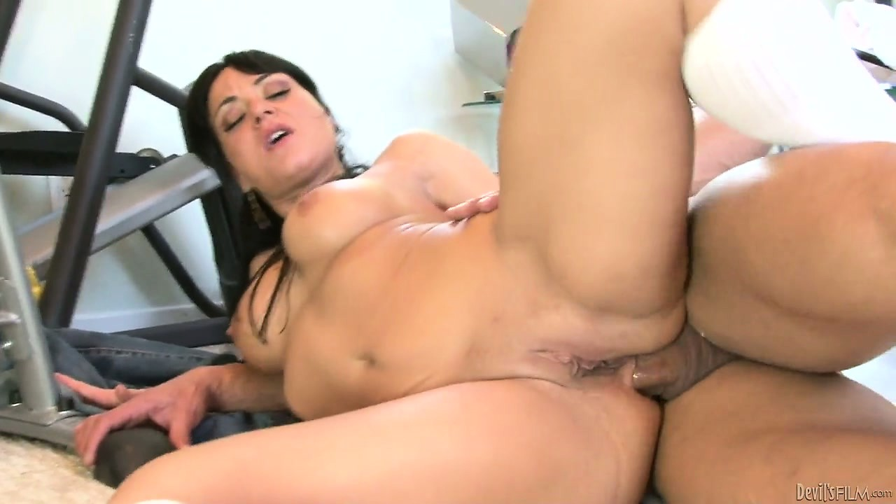 Porn Tube of Hot Workout Leads To Him Butt Fucking His Wife's Hot Best Friend